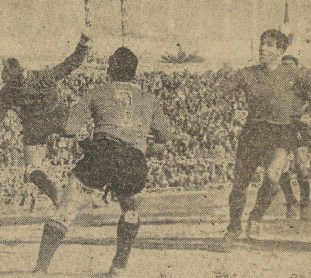 1961-Enero 29-Primera División: Real Betis Balompié-3 Real Valladolid-1.-54Aniversario.