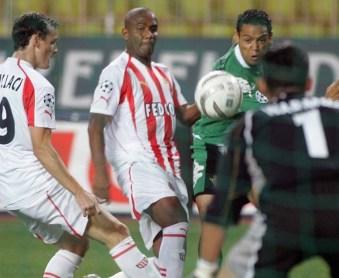 Mónaco-Betis Liga de Campeones 2005