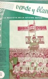 1962-Enero 28-Estadio Villamarín: Real Betis Balompié-3 vs. Sevilla Fc-1.-53Aniversario.