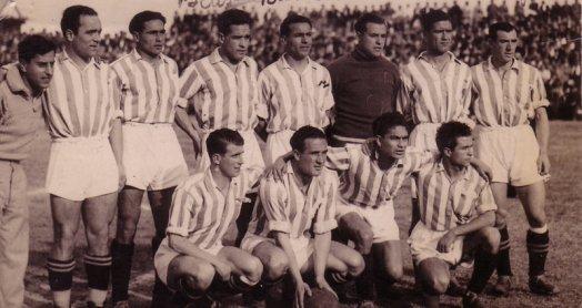 1935-Febrero 17.-Patronato: Betis Balompié-1 Madrid Cf-0.-80Aniversario-Datos Estadísticos.