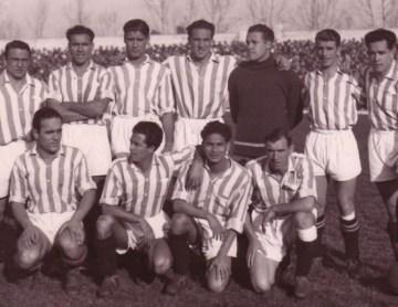 Hoy hace 80 años. 1934-35. La Liga que ganamos. Sevilla FC-Betis Balompié