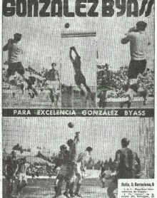 1940-Marzo 17-Domingo Ramos: Betis Balompié-3 Fc Barcelona-0.-75Aniversario.