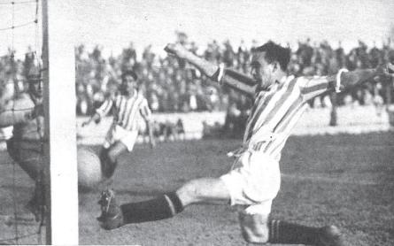 Hoy hace 80 años. 1934-35. La Liga que ganamos. Betis Balompié-Athletic Madrid