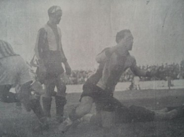 Hoy hace 80 años. 1934-35. La Liga que ganamos. Betis Balompié-CD Español