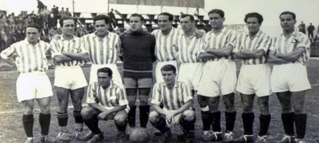 Hoy hace 80 años. 1934-35. La Liga que ganamos. Racing de Santander-Betis Balompié
