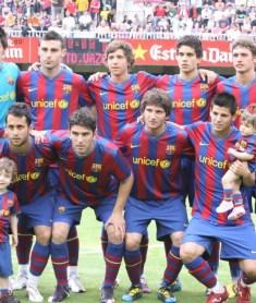 Visitamos al FC Barcelona B