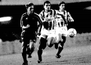 Barcelona B-Betis Liga 1992