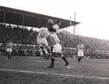 Hoy hace 80 años. 1934-35. La Liga que ganamos. Betis Balompié-Sevilla FC