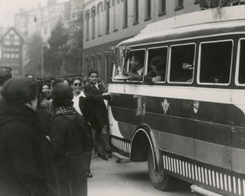 La Flecha Verde en Bilbao 1935