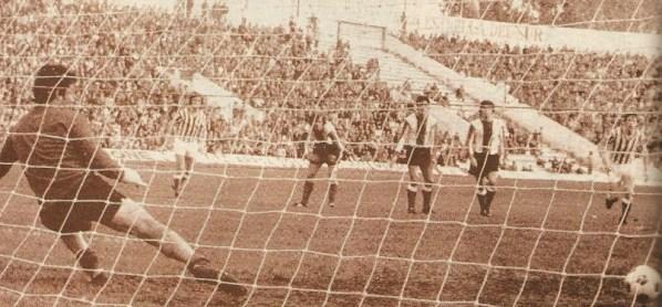 Betis-Hércules Liga 1977