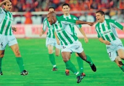 Mallorca-Betis Liga 2005