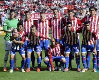 Nos visita el Sporting de Gijón