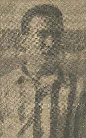 1956-MARCA.-DEL SOL el jugador más discutido del Real Betis Balompié.-59Aniversario.