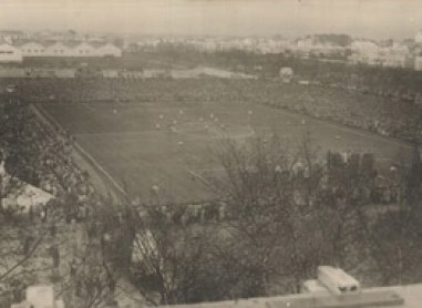 1937-Mayo 23-Benéfico: Sevilla Cf-1 vs. Betis Balompié-3.-78Aniversario.