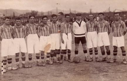 Gira por Alemania 1925