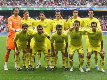 Nos visita el Villarreal CF