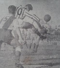 Betis-Alcoyano Liga 1957