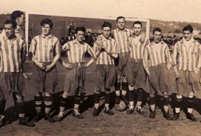 Corsino y el viejo Sporting, de Manuel Sarmiento
