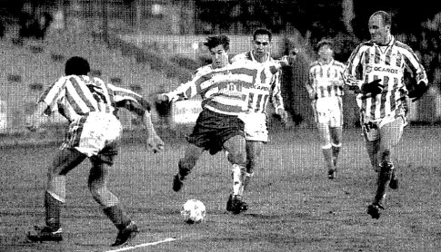 Granada-Betis Copa 1997