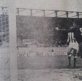 Pontevedra-Betis Liga 1970