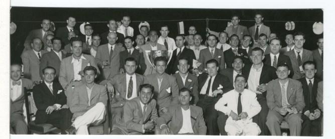 Banquete homenaje al Betis 1935