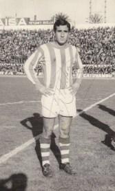 Telechía, el capitán de aquel Betis ascensor, de Manolo Rodríguez