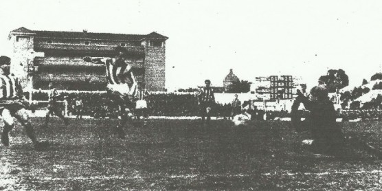 1965-Diciembre 26-Primera.-Real Betis Balompié-4 CD Málaga-0.-50Aniversario.