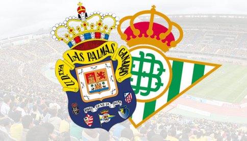 Betis-Las Palmas. Los cinco béticos que más han jugado