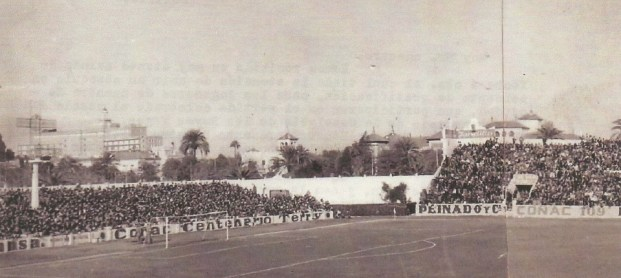 1956-Febrero 09-Amistoso.-Real Betis Balompié-2 CD Don Benito-1.-60Aniversario.