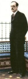 1930-Febrero 15.-Julián Ruete Muniesa-Asesor Técnico Real Betis Balompié.-86Aniversario.
