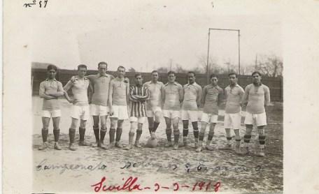 1920-Febrero 29-Regional Andalucía.-Real Betis Balompié-9 Español FbC Cádiz-0.-96Aniversario.