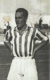 """1949-Marzo 27-Partido Homenaje Ángel Martín Rodríguez """"SARO"""".-67Aniversario."""