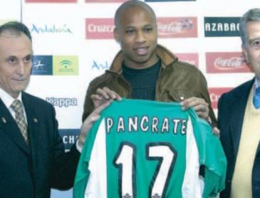 Fichaje de Pancrate 2007