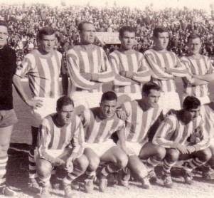 Alineación Betis-Levante Liga 1966