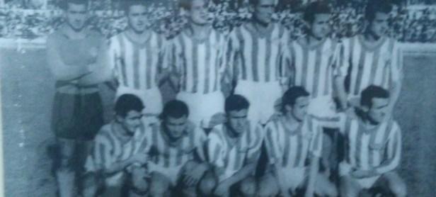 Alineación Betis-Las Palmas Liga 1958