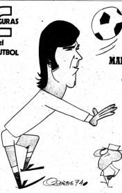 Figuras del Fútbol. Fernando Aramburu