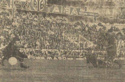 1966-Abril 17-Copa-Vuelta.-Real Betis Balompié-4 (4) R.Oviedo-0 (1).-50Aniversario.