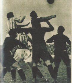 1936-Mayo 24-CptoEspaña.-Betis Balompié-0 CAtOsasuna-0.-80Aniversario.