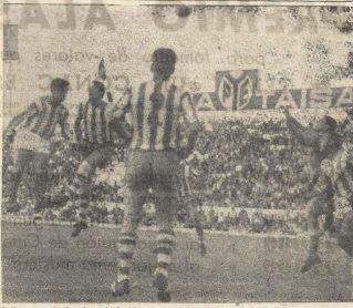 1964-Mayo 10-CptoEspaña.-Real Betis Balompié-5 (6) CD Alavés-3 (4).-52Aniversario.