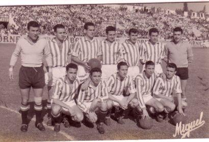 1956-Mayo 6-FaseAscenso1ªD.-Real Betis Balompié-4 ROviedoCf-5.-60Aniversario.