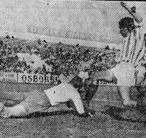Betis-Alicante Liguilla de Ascenso 1951