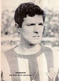 """Francisco Faleato """"Paquito"""""""