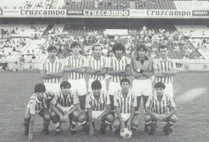 1983-Junio 25-Copa Rey Juveniles.-Betis Deportivo Balompié-3 RMadrid-1.-33Aniversario.
