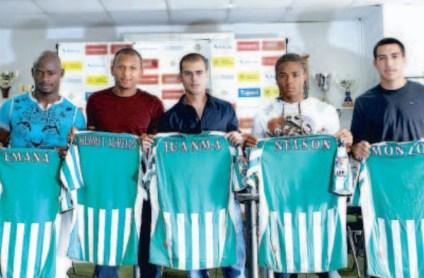 Fichajes del Betis 2008