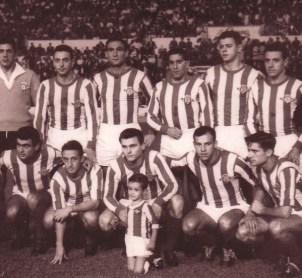 Alineación Betis-Mallorca Liga 1960