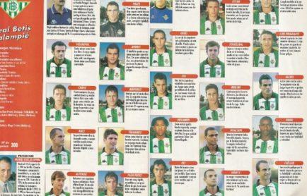 El Betis en Don Balón 1998 (I)
