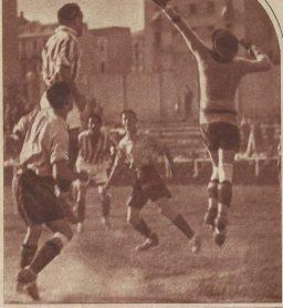 1933-Septiembre 3-El Parral.-Club Deportivo Nacional Madrid-2 Betis Balompié-2.-83Aniversario.