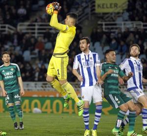 Real Sociedad-Betis. Los béticos que más han jugado