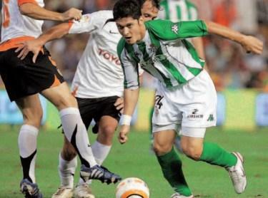 Valencia-Betis Liga 2005