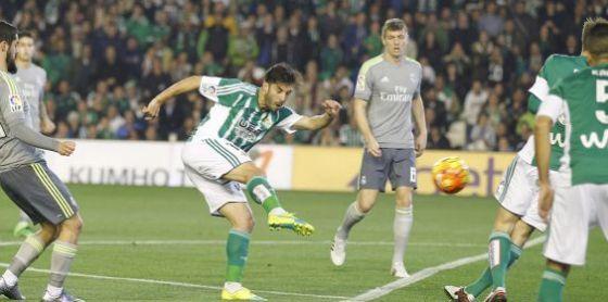 Betis-Real Madrid. Los béticos que más han jugado